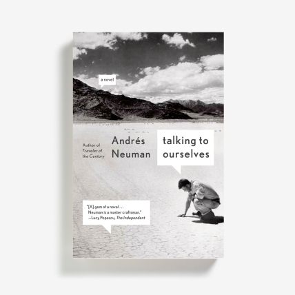 talking to ourselves book cover