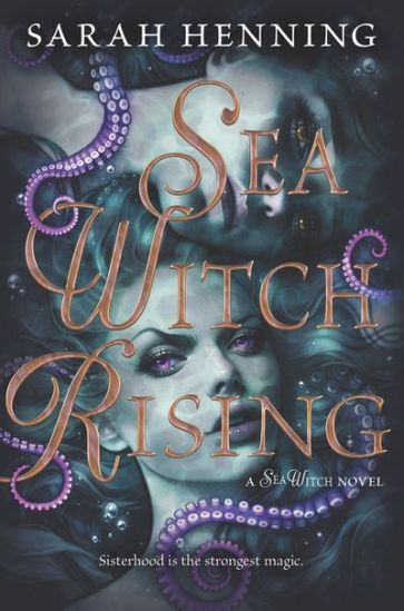 Sea Witch Rising book cover