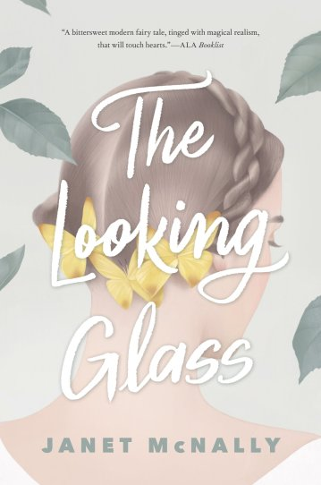 the looking glass book cover
